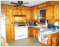 pine kitchen cabinets knotty pine cabinet makeover vintage knotty pine kitchen cabinets