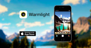 light app for iphone warmlight apalon