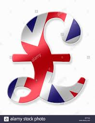 pound symbol in uk united kingdom great britain england scotland