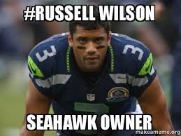 Russell Wilson Memes - russell wilson meme 28 images russell wilson to his o line quot