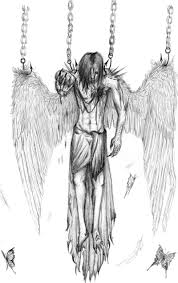 fallen angel by hakoshin on deviantart