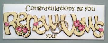 vow renewal cards congratulations large dl renewal of vows roses card with 3d decoupage