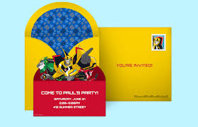 printable transformers birthday banner free transformers invitations transformers online invitations