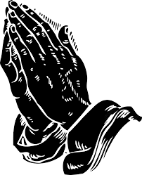 open praying hands drawing clipart panda free clipart images