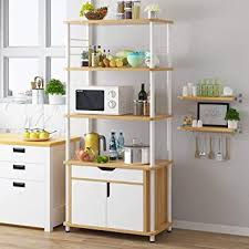 kitchen pantry storage cabinet microwave oven stand with storage llf kitchen storage rack 4 tier microwave oven