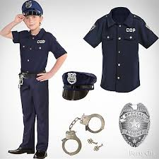 Halloween Costumes Kids Boys Party Boys Police Officer Costume Idea Boys U0027 Halloween Costume