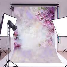 vinyl photography backdrops 5x7ft dreamlike flowers baby photography backgrounds vinyl photo