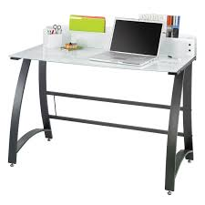 Glass Top Computer Desks by Amazon Com Safco Products 1941tg Xpressions Glass Top Stand Up