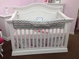 Nursery Decoration Bedroom Terrific White Wood Sorelle Cribs Design For Comfortable