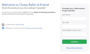 chase refer a friend how referrals work creditdonkey