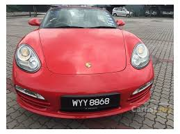 2010 porsche boxster porsche boxster 2010 2 9 in selangor automatic convertible for