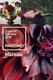 how to use pantone u0027s marsala in your interiors