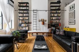 Design Home Art Studio 1 75m Flatiron Loft Is An Art Studio Office Library And Cool