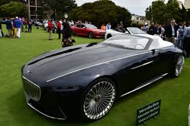 luxury mercedes maybach vision mercedes maybach 6 cabriolet design video u0026 photo gallery