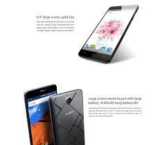 cubot max android 6 0 4g smartphone 6 u0027 u0027 octa core 3gb ram 32gb rom