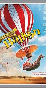 Seeking Balloon Imdb Five Weeks In A Balloon 1962 Five Weeks In A Balloon 1962