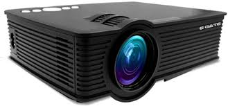 egate led projector home cinema theater hdmi usb hd portable