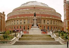 royal albert hall london pudlo concrete