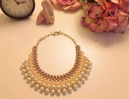 make pearl necklace images How to make a pearl necklace by sandylee222 jpg