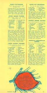 women u0027s day dec 1962 christmas cookies cookie recipes and