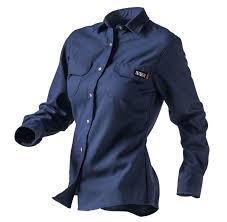5 5 oz womens dress uniform shirt fr clothing tecgen select