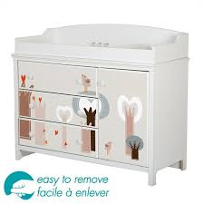 South Shore Andover Changing Table South Shore Changing Tables On Sale Sears