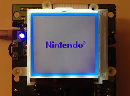 game gear backlight mod game boy bivert biversion mod diy console mods and repair