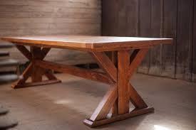 trestle tables for sale ergonomic farmhouse trestle table 46 farmhouse trestle table kit