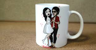 personalized mugs for wedding wedding souvenirs and giveaways philippines mypartyblue