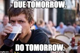 Lazy College Senior Meme Generator - lazy college senior memes imgflip