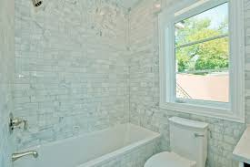 bathroom shower tile ideas with small bathroom white subway tile