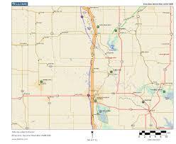 I 35 Map Oklahoma Highways Original Oklahoma Route 4
