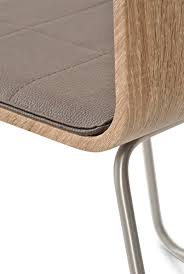 Lederstuhl Esszimmer Design Sam Esszimmer Stuhl Sanremoeiche Braun Ibiza 30 Rabatt