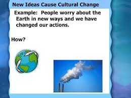 how and why cultures change ppt
