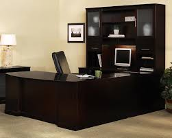 Executive Desk With Hutch U Shaped Executive Desk With Hutch Desk Design Cheap U Shaped