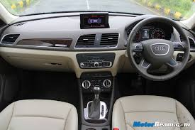 audi q3 petrol or diesel audi q3 2 0 tfsi petrol test drive review
