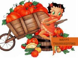 betty boop happy thanksgiving pictures images photos photobucket