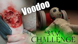 Challenge Real Do Not Use A Real Voodoo Doll At 3am Haunted Voodoo Doll 3