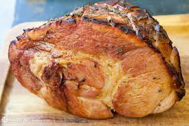 glazed baked ham recipe simplyrecipes