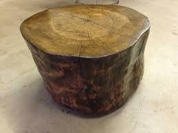 best 25 tree stump coffee table ideas on pinterest coffee table