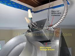 Panasonic Bathroom Exhaust Fan How To Install Panasonic Bathroom Fan Without Attic Access