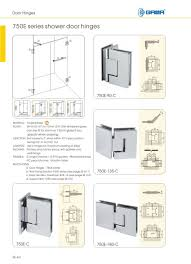 Framed Shower Door Replacement Parts Shower Shower Awesome Door Hinges Photos Design Gulf Industrial