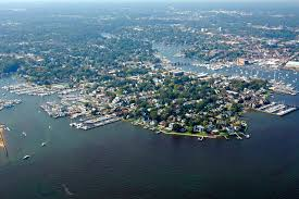 annapolis back creek harbor in annapolis md united states