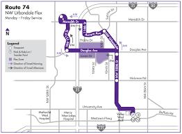 Dart Map Dart To Launch New Flex Route 74 U2013 Nw Urbandale Dart Des