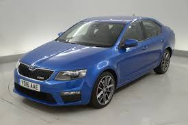 used skoda octavia vrs 2016 cars for sale motors co uk