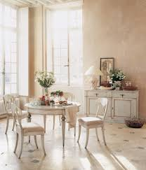 Vintage Dining Room Chairs Interior Cute Picture Of Small Vintage Dining Room Design And