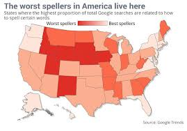 Most Googled How To Google Says These Are The Words Americans Cannot Spell Marketwatch