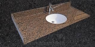 distributor granite bathroom vanity tops tropical brown granite