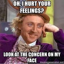 Hurt Feelings Meme - hurt feelings meme more information