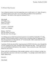 Dispute Letter For Experian credit report template credit card dispute letter sle credit